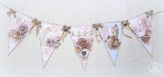 Love Banner- Prima Princess collection