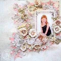 My Sweet Princess- Prima CHA 2014