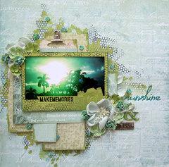 Sunshine and Bliss- Prima Marketing