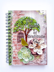 Blue Fern Studios- Book of Gratitude Journal