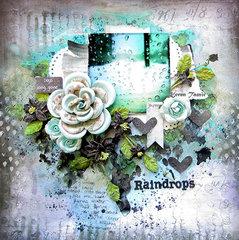 Raindrops- 7 Dots Studio Challenge