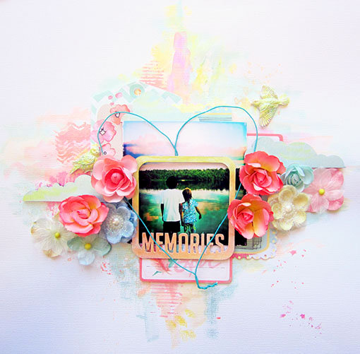 Memories- Shimmerz- Inklingz