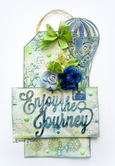 Blue Fern Studios- Enjoy the Journey