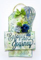 Blue Fern Studios- Enjoy the Journey