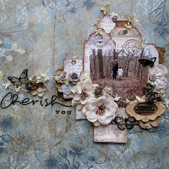 Cherish You- Flying Unicorn June Kit