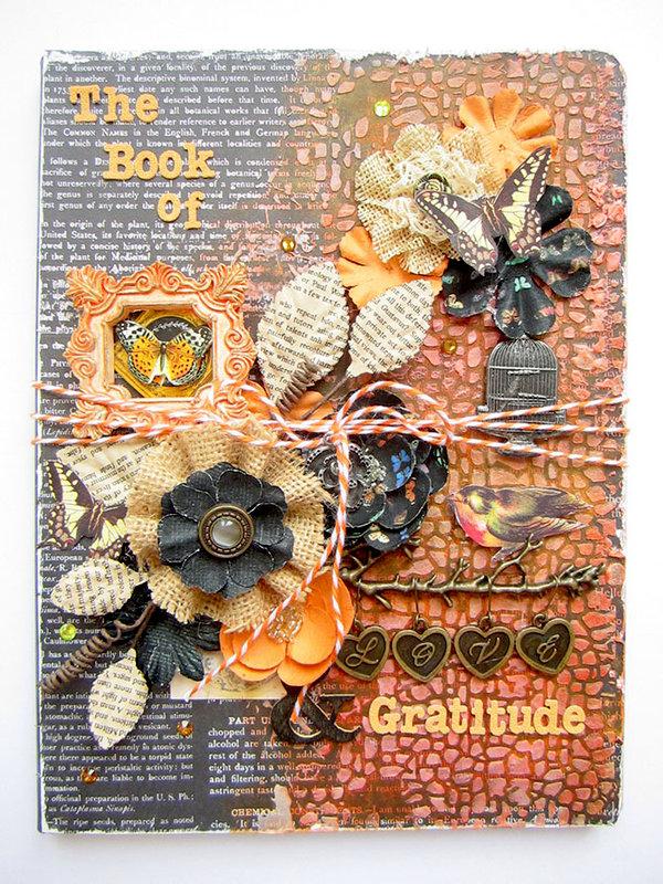 Gratitude Book- Prima Forever Green