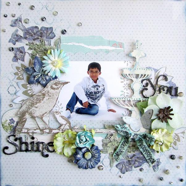 You Shine- C'est Magnifique January Kit