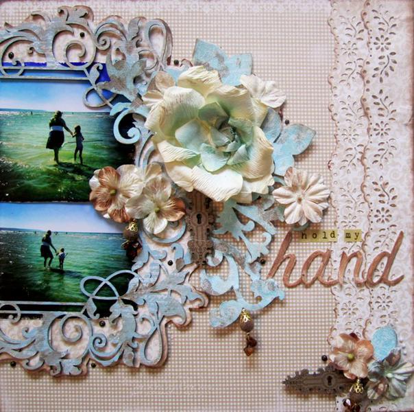 Hold My Hand- C'est Magnifique February Kit