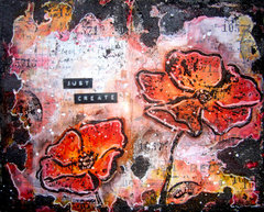 Mixed Media Art Journal--