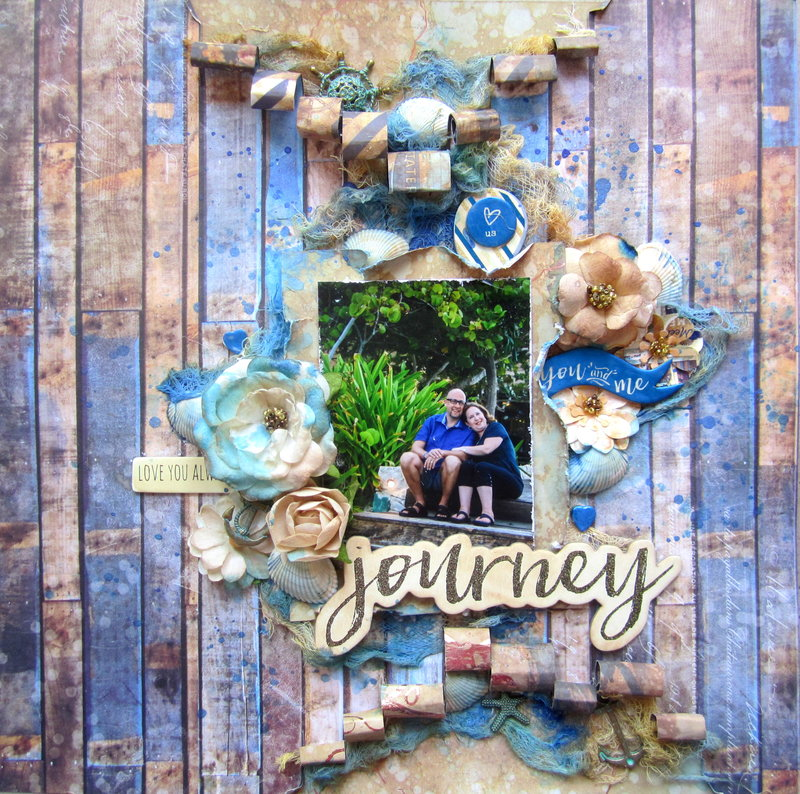 Journey- Prima St. Tropez collection