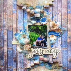 Journey- Prima St. Tropez collection