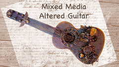 Altered guitar with video tutorial