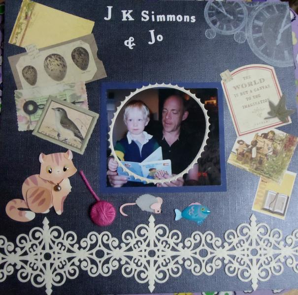 J. K.Simmons & Jo