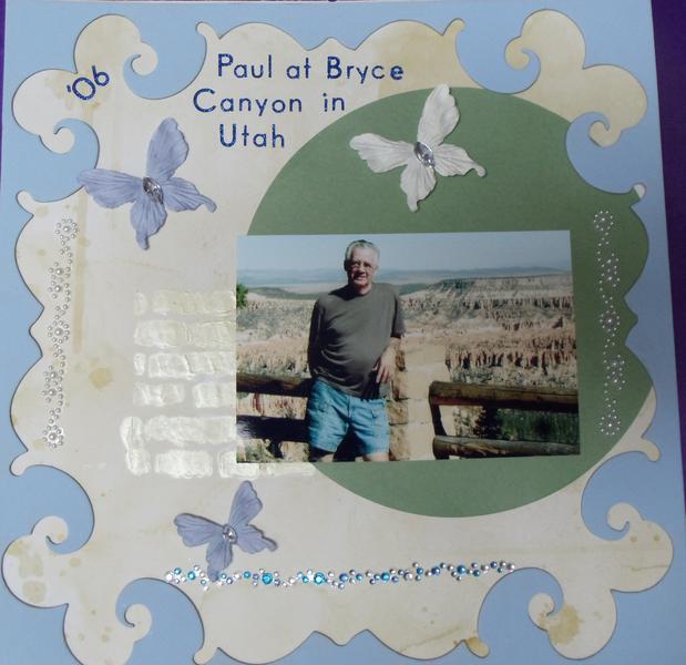Paul at Bryce Canyon in Utah