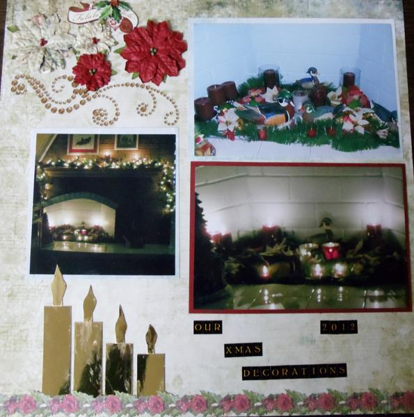 Our Christmas Decorations 2012