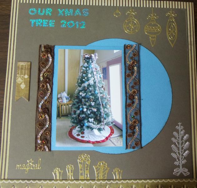 Our Xmas Tree 2012