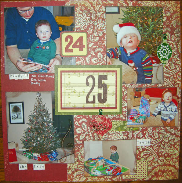 25th day of december