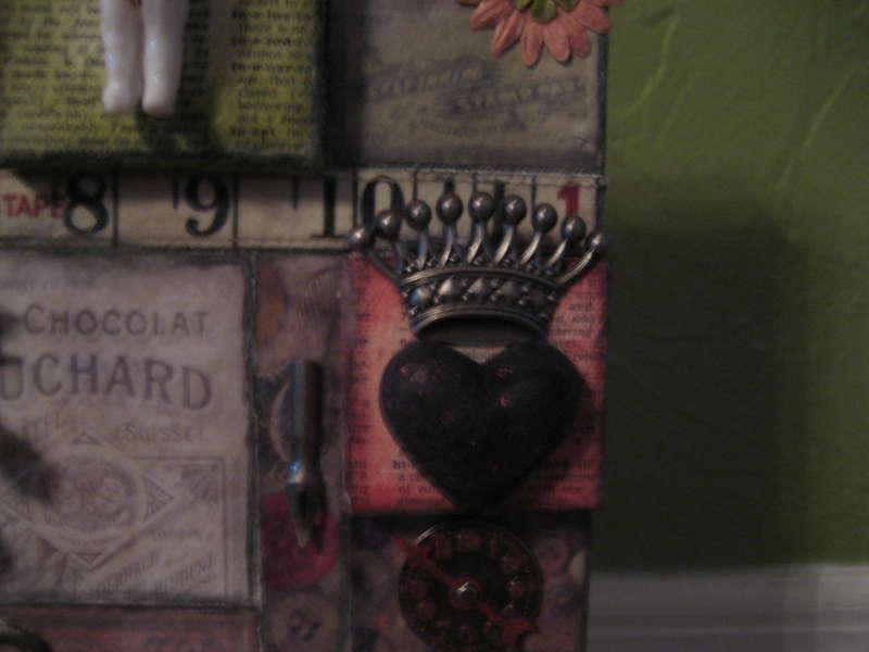 Close up of Creative Blocks