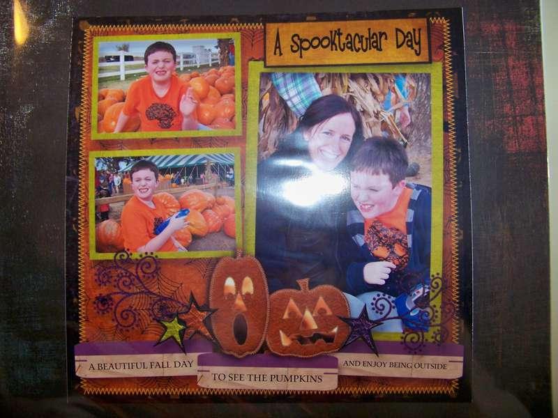 A Spooktacular Day