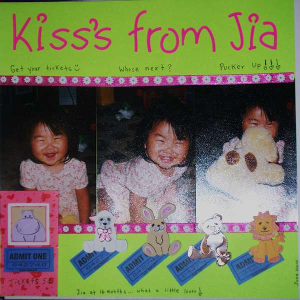 Kiss's from Jia