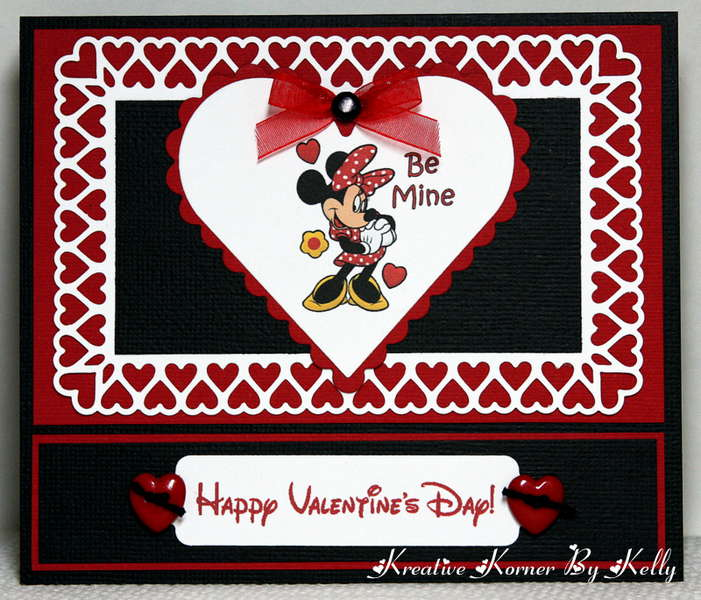 A Minnie Valentine