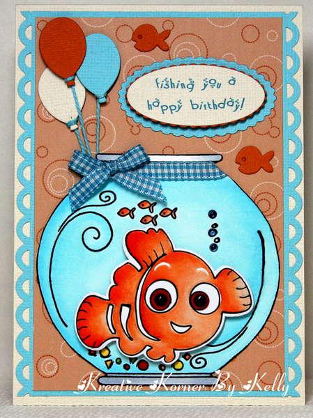 Fishing You A Happy Birthday