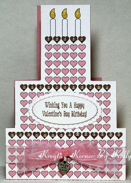 A Valentine Birthday