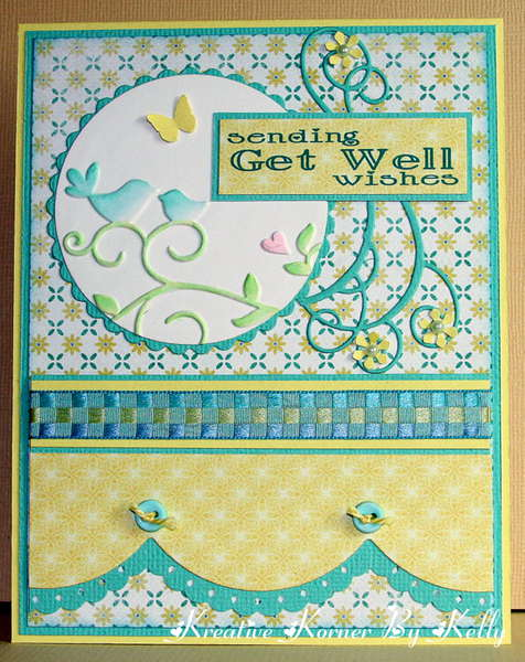 Sending Get Well Wishes
