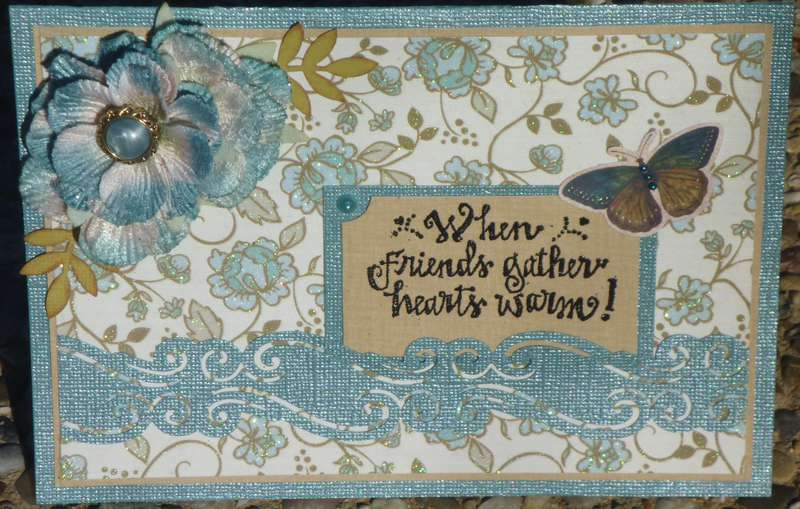 Linen Closet Friends Thank You Card