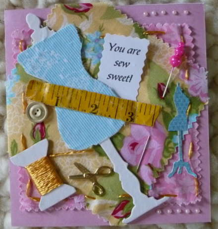 You Are Sew Sweet