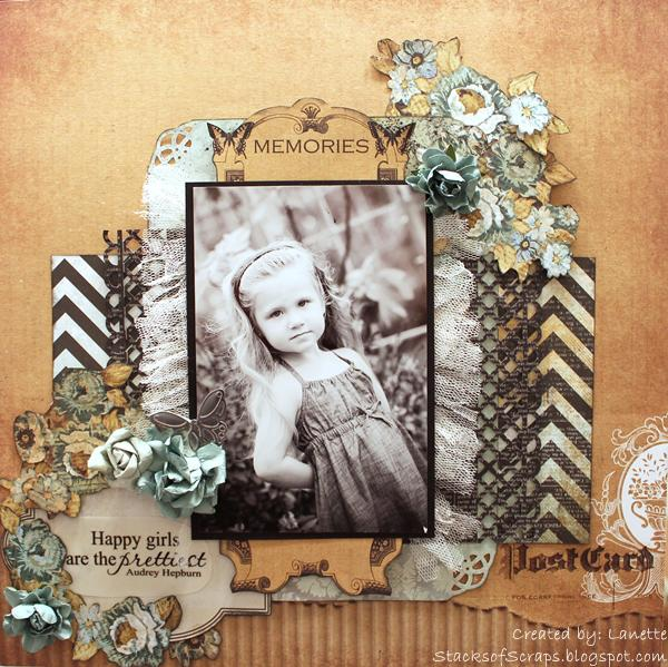 Memories -Happy Girl