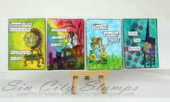 Wizard of Oz ATC Set