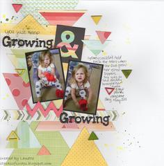 Growning & Growing