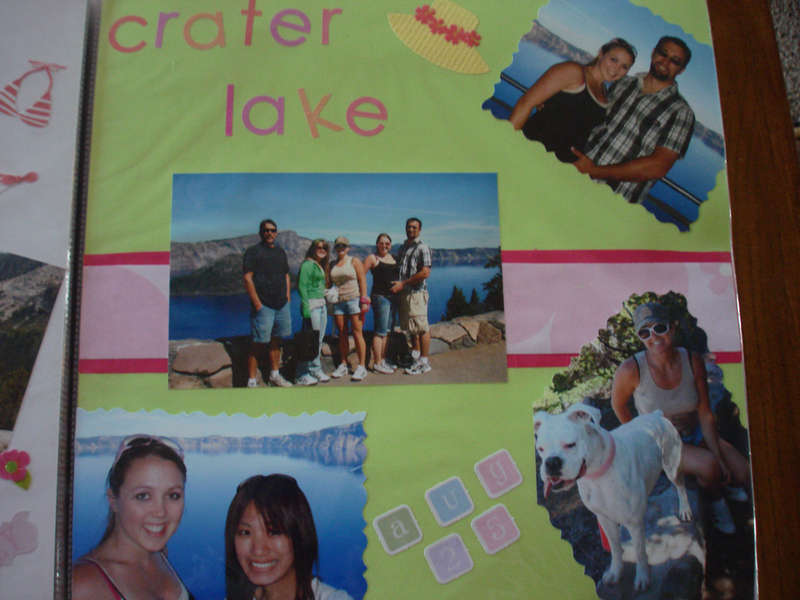 Crater Lake - Pregnant Album