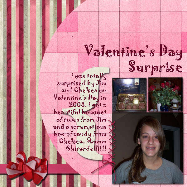 Valentine's Day Surprise