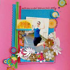 Soak Up The Sun *AMERICAN CRAFTS*