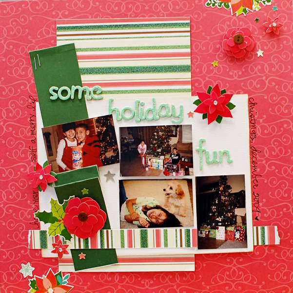 Some Holiday Fun *AMERICAN CRAFTS*