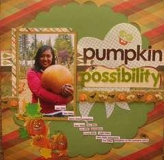 Pumpkin Possibility