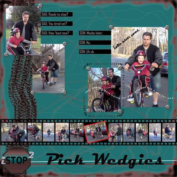i STOP 2 Pick Wedgies - Version 2