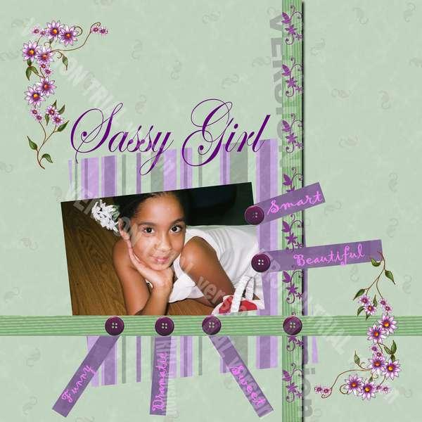Sassy Girl