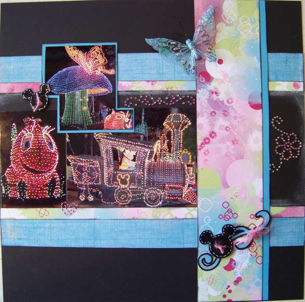 Disney Electric Parade Pg 2