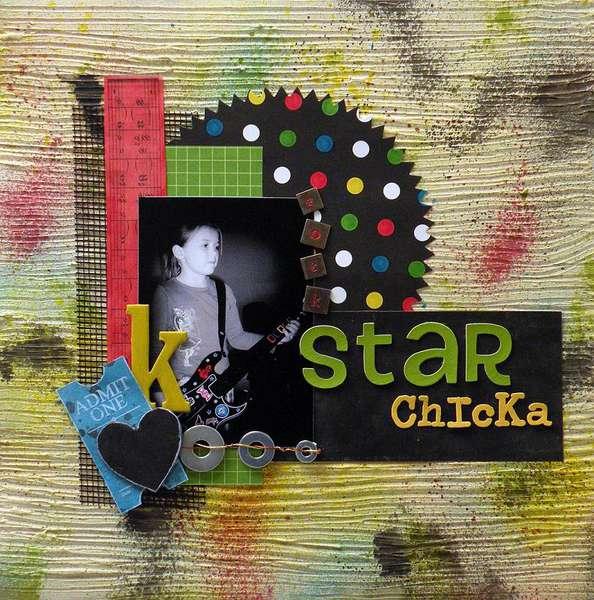 Rock Star Chicka
