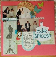 Cake Smoosh