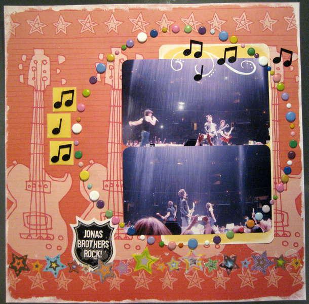 Jonas Brothers Rock!