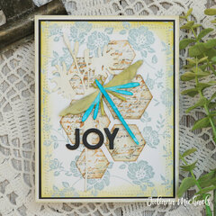 Funky Insects Card | Joy