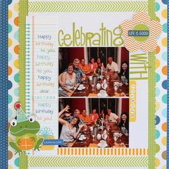 Celebrating with Friends ***Bella Blvd***