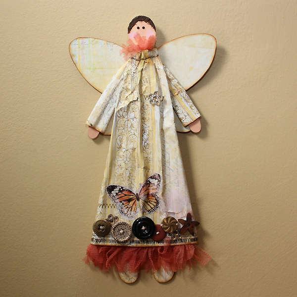 Country Garden Angel