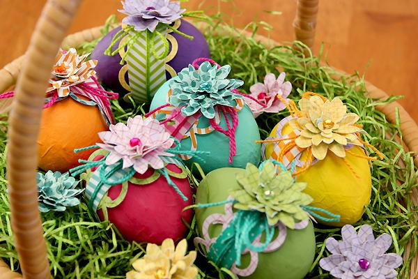 Bella Blvd Designer Tape Easter Eggs