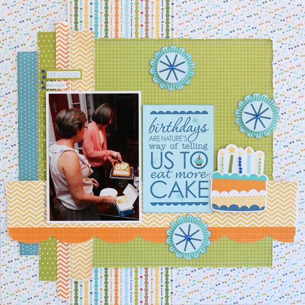 Eat More Cake ***Bella Blvd***