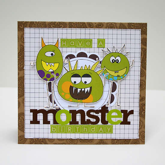 Have a Monster Birthday